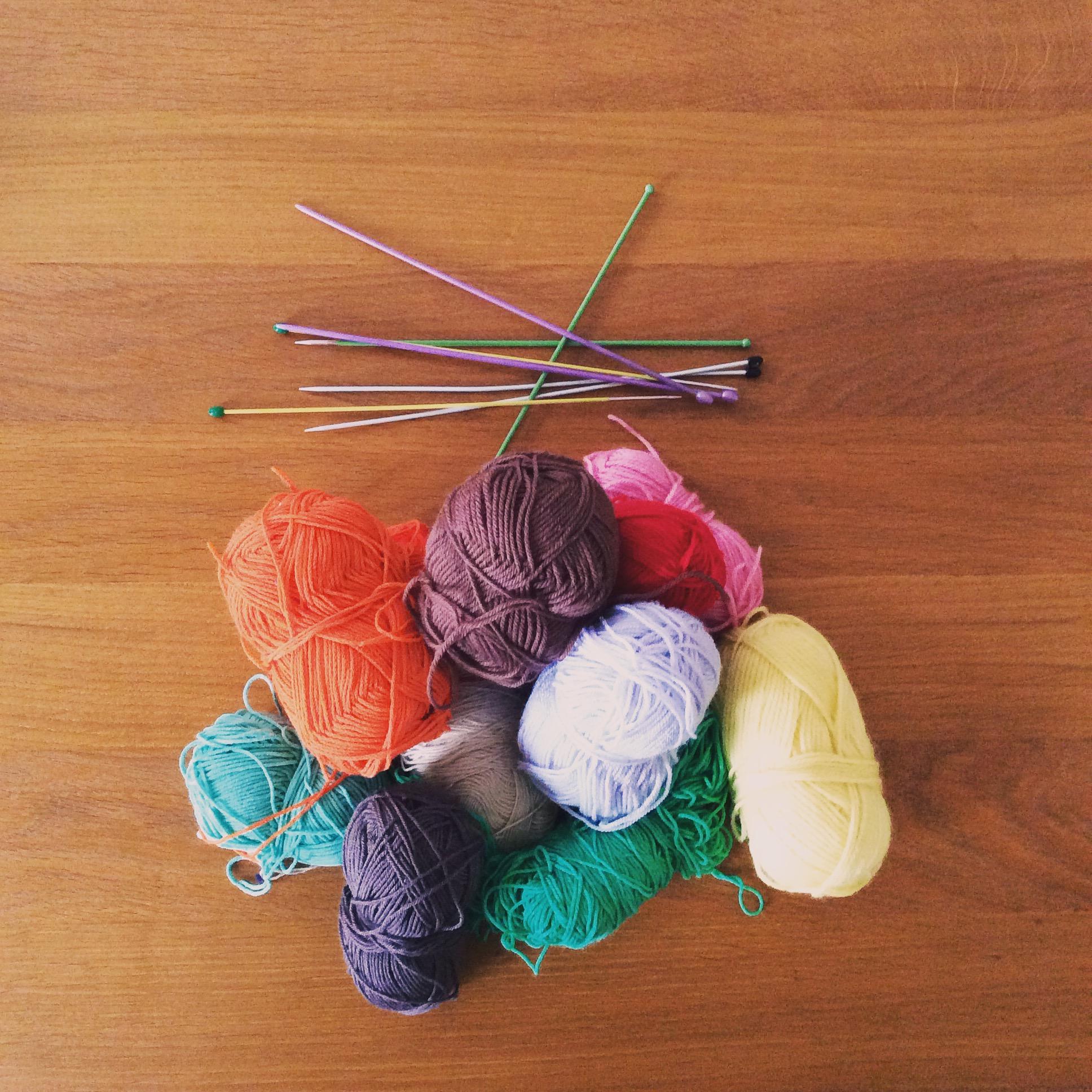 astuces pour débuter au tricot