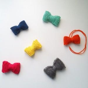 Tuto noeud au tricot